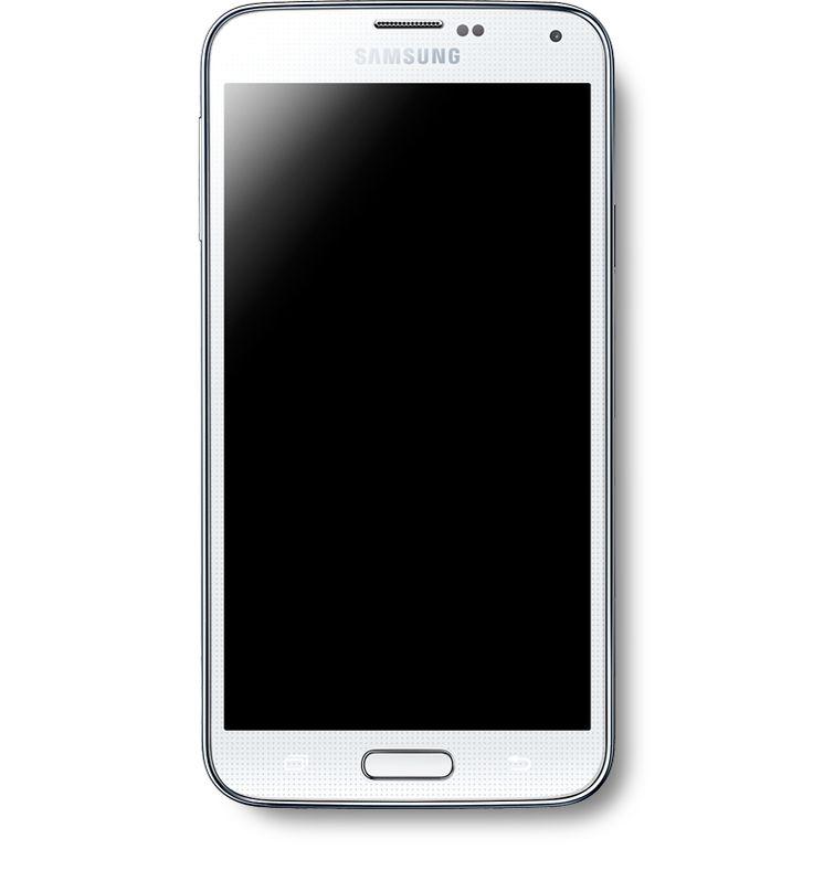 Samsung GALAXY S5 White | Tech | Pinterest