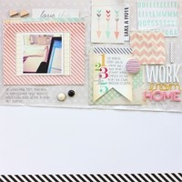 A Project by Janna_Werner from Two Peas Scrapbooking Gallery
