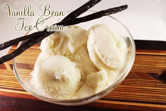 Vanilla Bean Ice Cream | Delicious Desserts | Pinterest