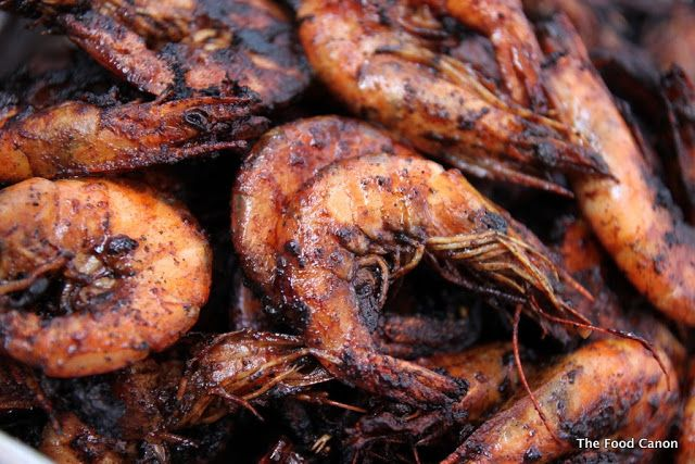 Auntie Ruby's Fried Assam Prawns (Fried Tamarind Prawns)