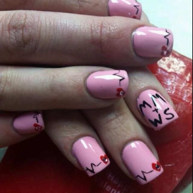 valentine nails houston texas