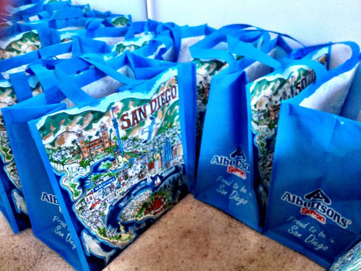 Wedding Gift Bags San Francisco : ACTUAL welcome gift bags from my 9/29/12 wedding. We found these San ...