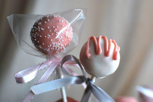 Vanilla Cake Pops | My Sweet Foodventures | Pinterest