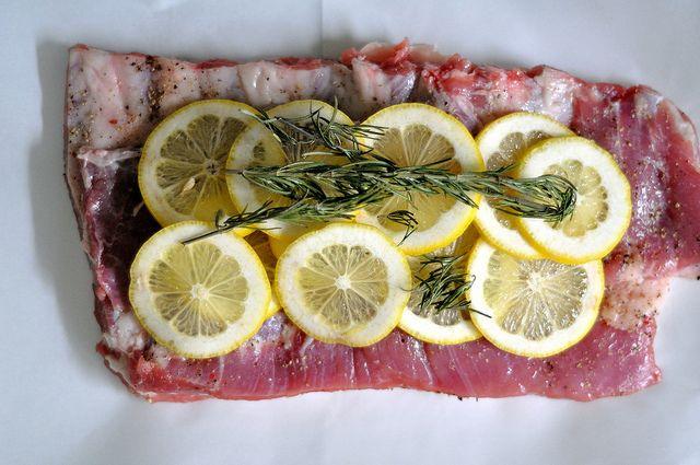 Glazed Pork Ribs With Shichimi Togarashi Recipes — Dishmaps