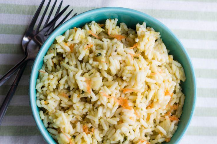 vegetarian rice pilaf | Quinoa & Rice Dishes | Pinterest
