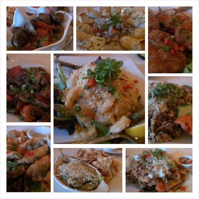 ... thai style steamer clams, are menu hits that keep the locals and