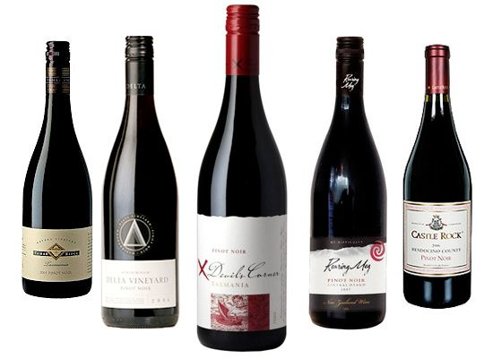Shop Pinot Noir Wine Using Detailed Guides & Information