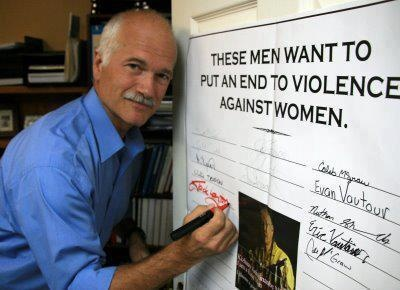 men who want to end violence against women