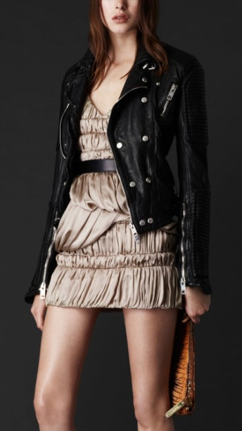 Burberry Prorsum Quilted Leather Jacket | A thing of beauty | Pintere
