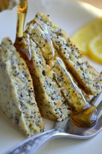 Recipe : Lemon Poppy Seed Pancakes | Food: Breakfast | Pinterest