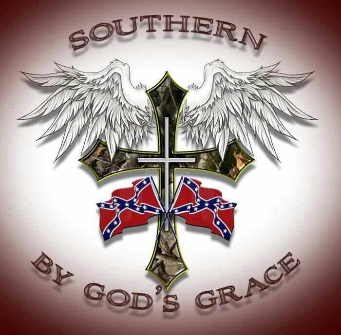 Southern cross redneck pride pinterest for Southern designs