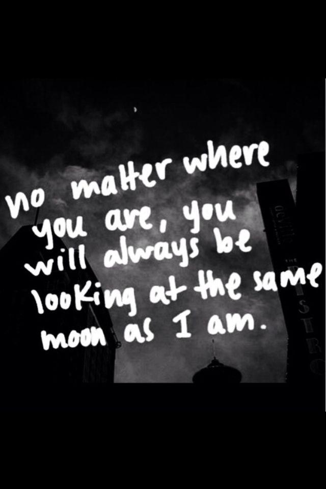 Quote From Dear John Moon