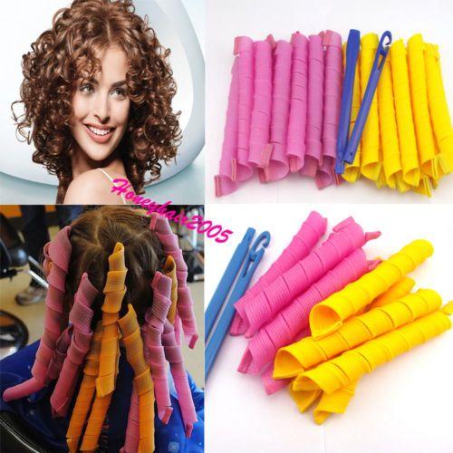 Curl Rollers Long Hair