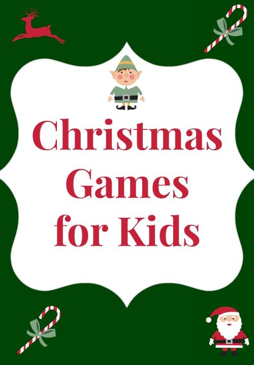 christmas games for kids