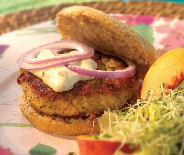 Crab Cake Burgers   Low-Carb recipes   Pinterest