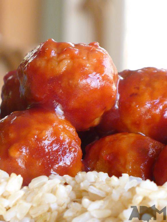 Ultimate Party Meatballs Recipe | Appetizers | Pinterest
