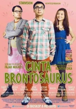 Sinopsis Film Cinta Brontosaurus #movies www.ristizona.com