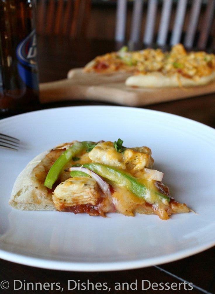 Chicken Fajita Pizza | Dinners, Dishes, and Desserts - Part 1