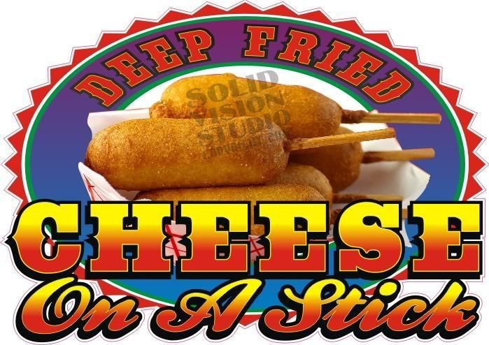 how to make deep fried cheese on a stick