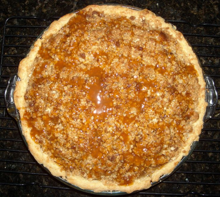 Caramel Apple Pie...Kelly's Kritique..This is great..it turned out ...