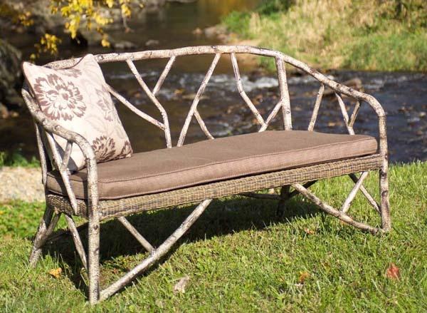 Unique Rustic Outdoor Furniture Rustic Pinterest