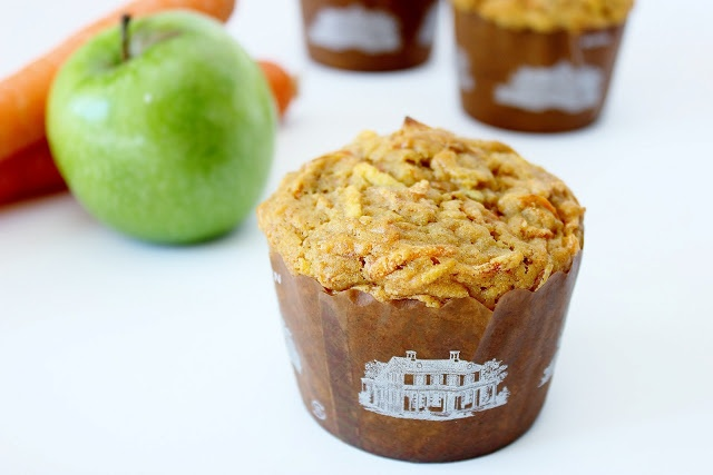 Sweet Frosting: Caramel Carrot Muffins | Muffins | Pinterest