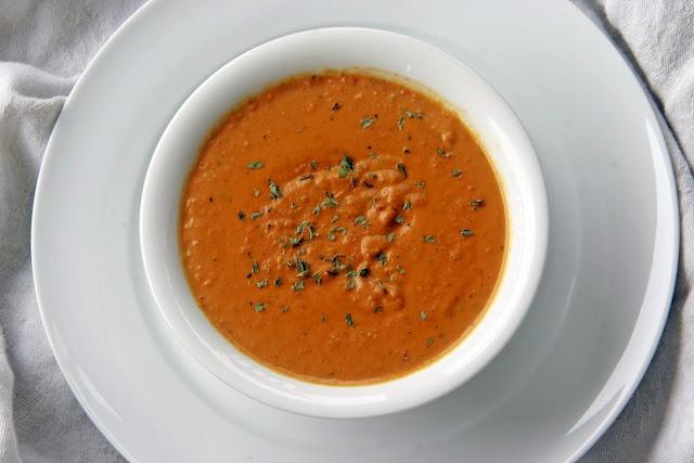 Tomato Basil Bisque Soup | Recipes | Pinterest