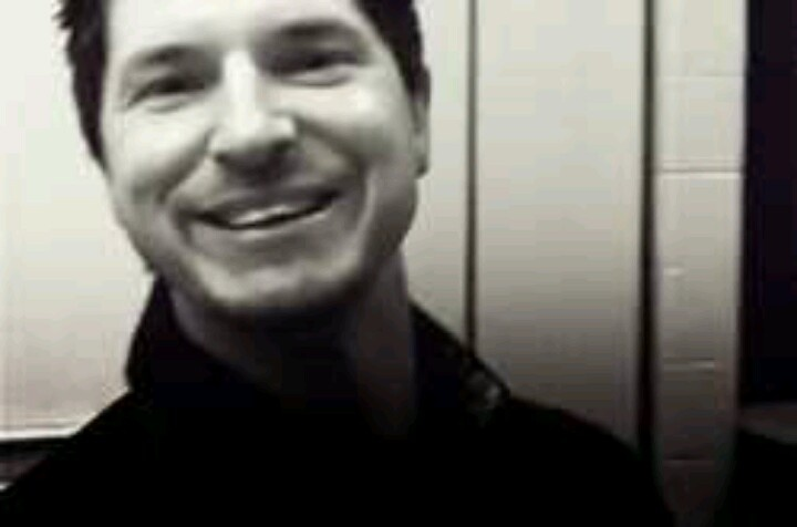 Zak Bagans adorable smileZak Bagans Smiling