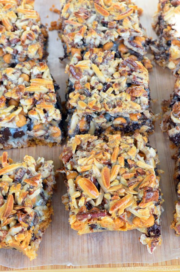 Hello Dolly Bars- not my photo but I just made up a batch for ...