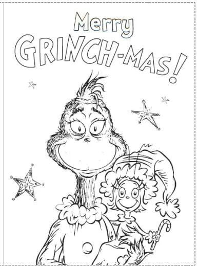 whoville village coloring pages coloring pages