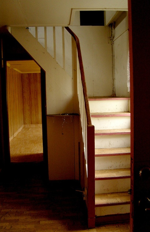 Old Farm House Stairs Barns The Country Life Ii