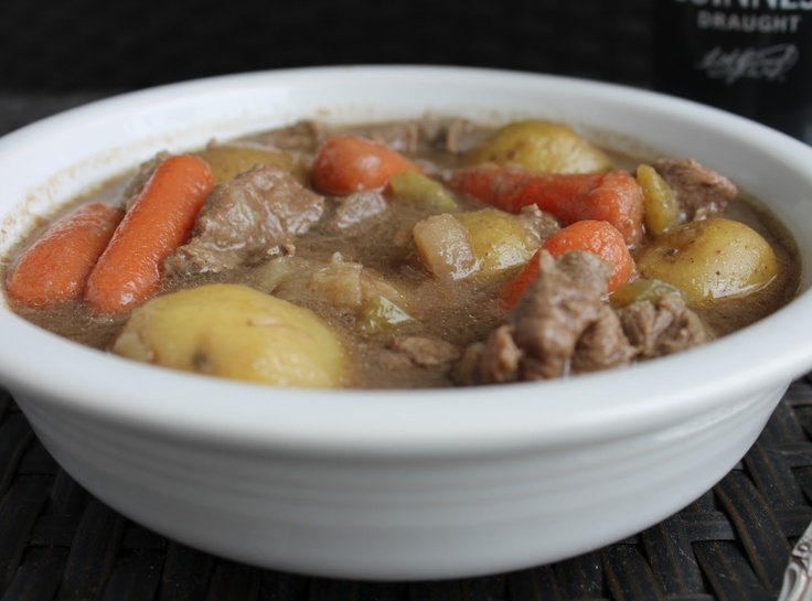 Traditional Irish Stew | Irish Food Recipes | Pinterest