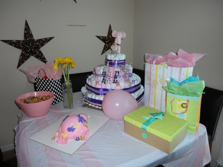 baby shower set up things for my little zoey rose pinterest