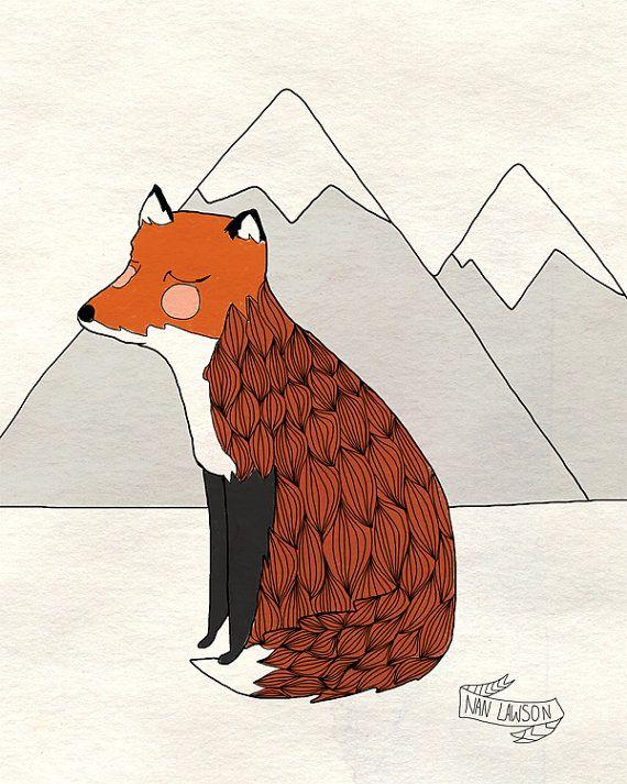 hello fox!