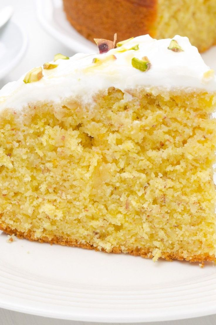 Gluten-Free Yellow Cake Dessert Recipe | The Downlow on Sugar, Fat, C ...