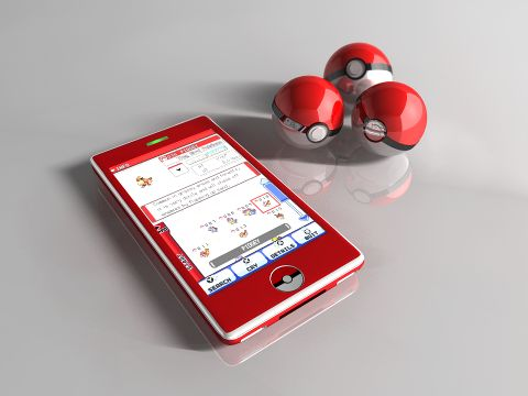 PokeDex Smartphone, anyone?
