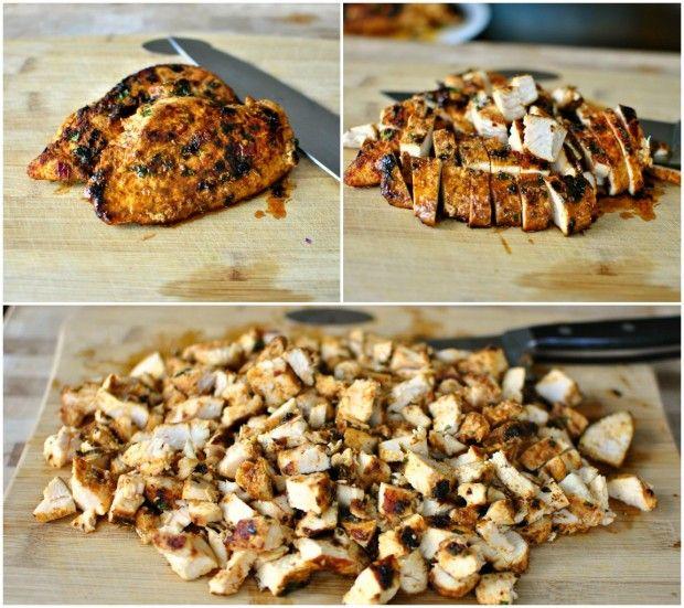 chipotle chicken fajitas - look at her marinade recipe - uses chipotle ...