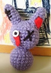 Free Amigurumi Patterns: zombies | Crochet-Amigurumi | Pinterest