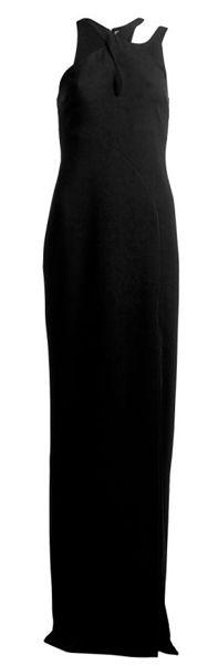Vestido longo preto: R$ 349,90