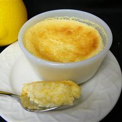 Aunt Mariah's Lemon Sponge Cups Allrecipes.com ~ Recipe Group ...