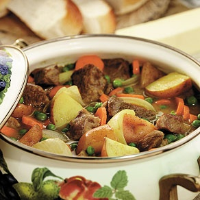 Farmhouse Lamb Stew | Soups and Stews | Pinterest