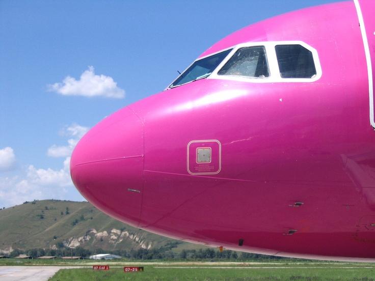 Pink Nosed Plane  Planes  Pinterest