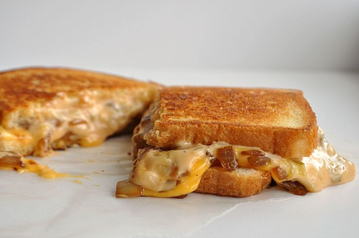 Grilled Cheese Animal Style | food & drink. | Pinterest