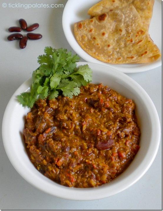 Rajma Masala / Rajma Curry