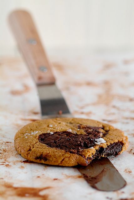 consummate chocOlate chip cookies | Cookies | Pinterest