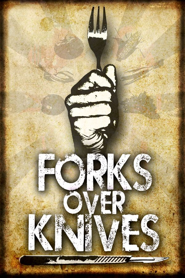 Forks Over Knives- Everyone needs to watch this movie!! serious eye opener. I'm going to tell everyone I care about & more to watch this because there are so many facts & it makes it just plain obvious that we should all be eating the right foods!