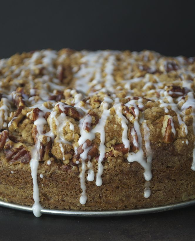 Pumpkin Streusel Coffee Cake | Recipes-Sweets, Treats and Desserts ...