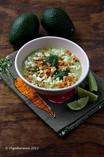 Avocado Soup | Mango Tomato | Creative Avocados | Pinterest