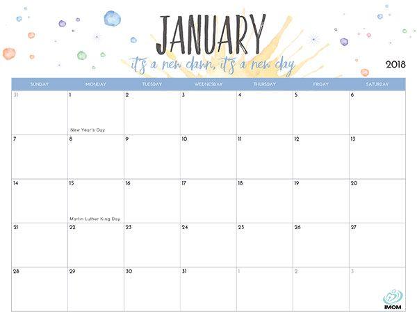 74 best Printable Calendars images on Pinterest   Lyrics, Organize ...