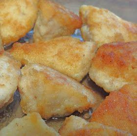 Salted Paleo: Chicken Nuggets (scd, paleo)